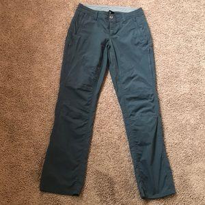 Kuhl Legendary Pants Womens Blue Cargo | 6